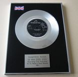 MANFRED MANN - DO WAH DIDDY DIDDY PLATINUM single presentation Disc